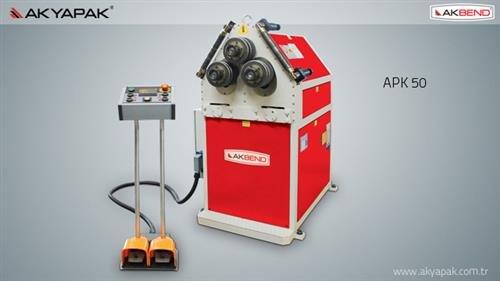 APK 50 Profil Bükme Makinesi